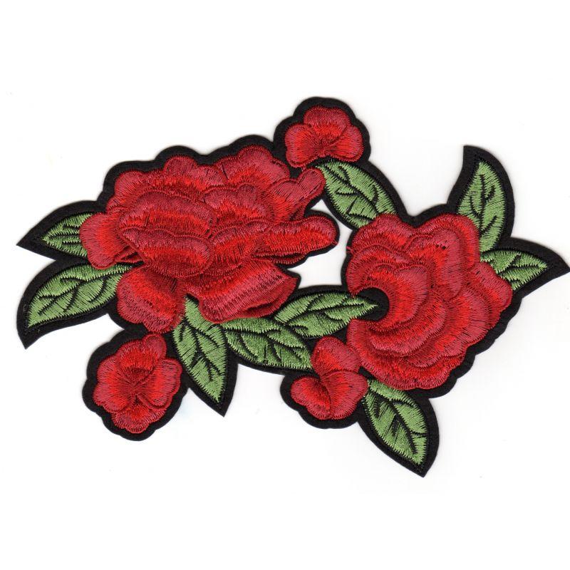 Photos de fleurs roses rouges - Signification des roses rouges ...