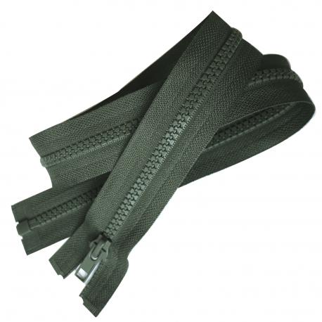 fermeture eclair glissi re coloris vert kaki 65 cm blouson anorak. Black Bedroom Furniture Sets. Home Design Ideas